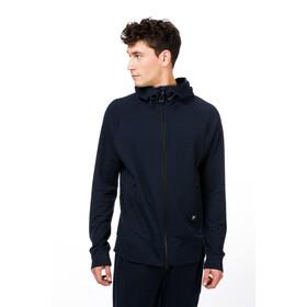 super.natural Travel Veste à capuche zippée Homme, navy blazer